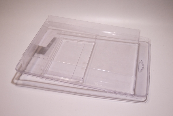 [clear plastic packaging]